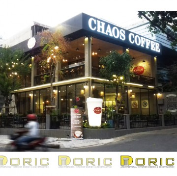 CHAOS COFFEE